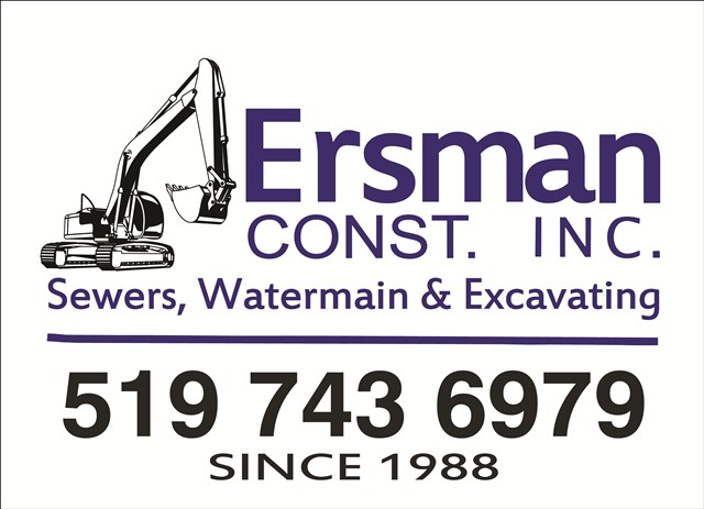 Ersman Construction Inc.
