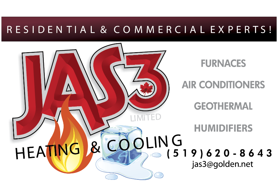 JAS3 Heating and Cooling