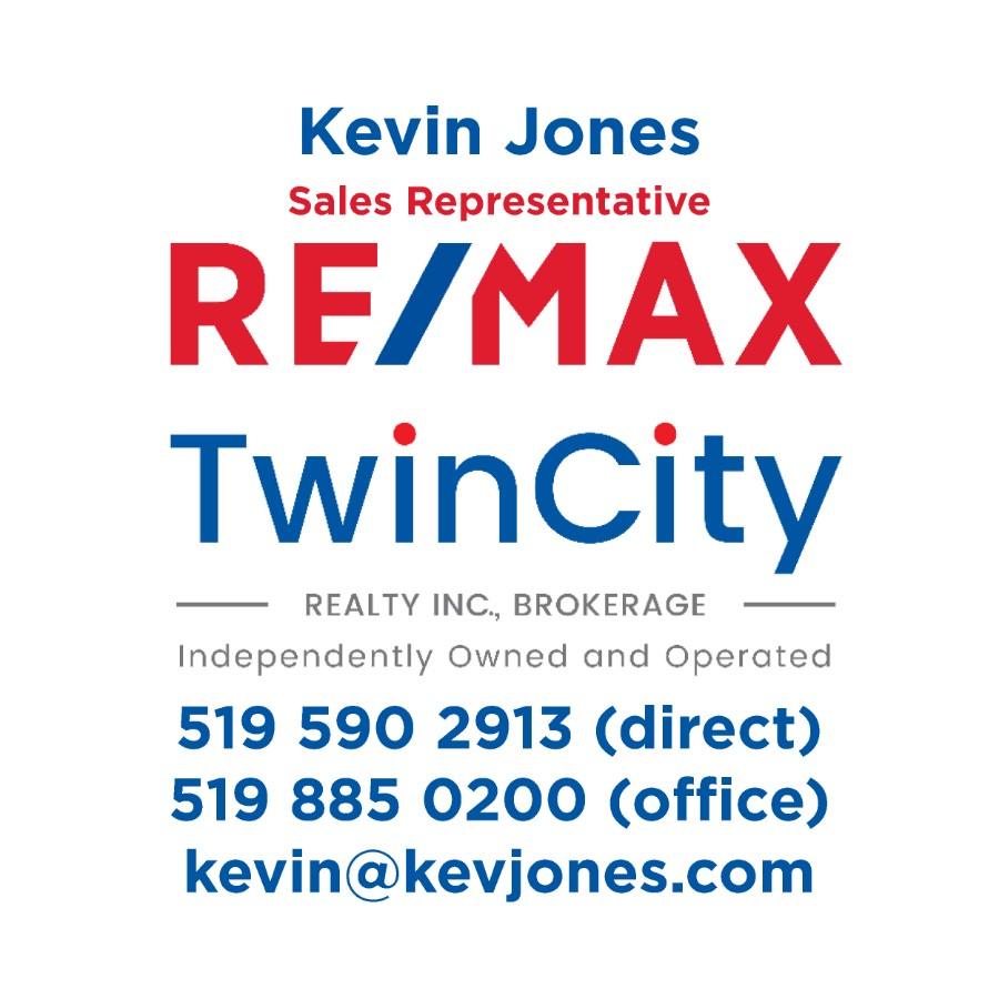 Kevin Jones - ReMax TwinCity