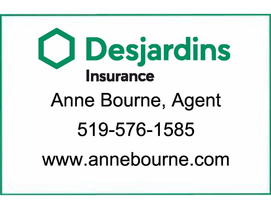 Anne Bourne, Desjardins Insurance